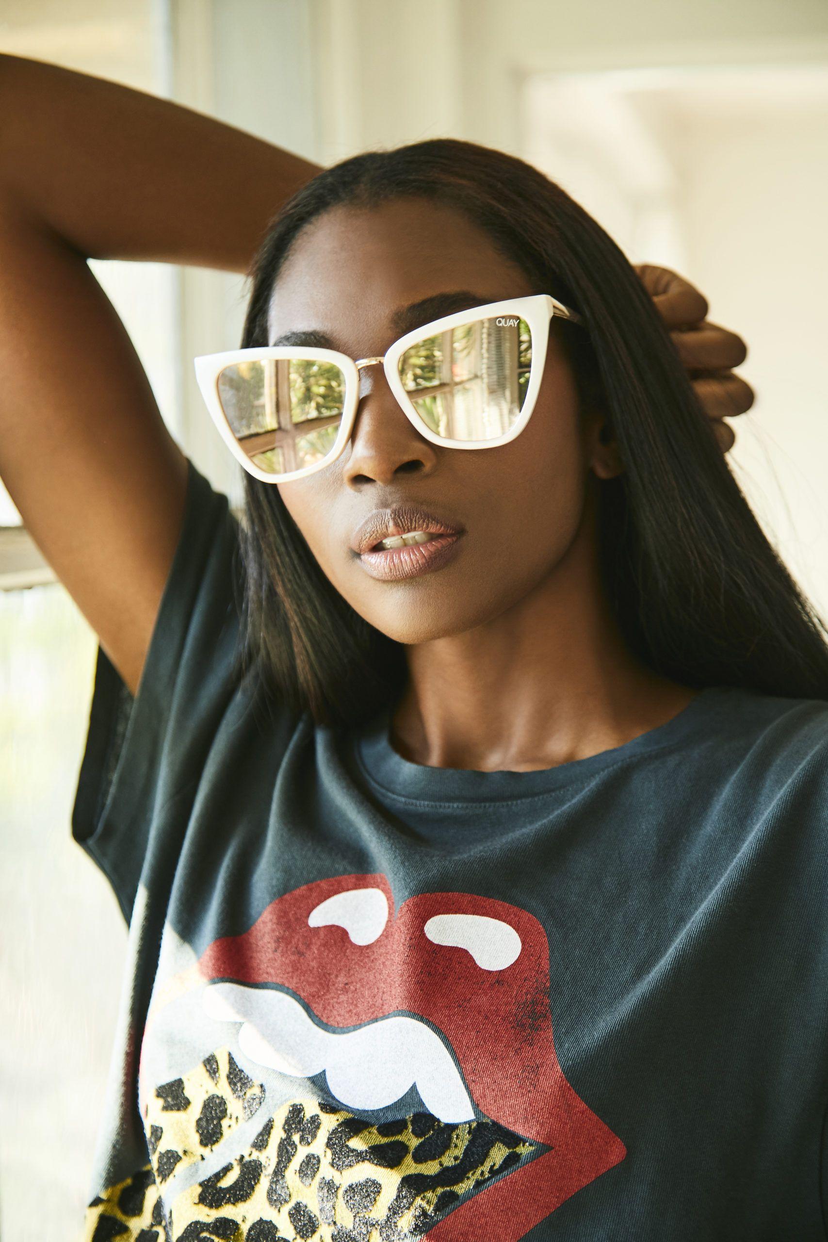 """QUAY  """"Reina"""" Sunglasses"""